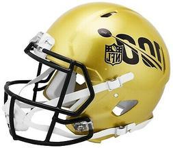 100 Year Anniversary NFL 2019 Mini Speed Football Helmet