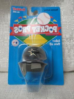 1997 houston astros pocket pros baseball mini