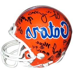 2006 Florida Gators National Championship Team Autographed