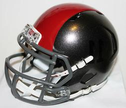 2011 Ohio State Buckeyes Alternate Custom Riddell Mini Helme