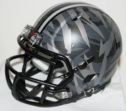 2017 Ohio State Buckeyes Alternate Camo Riddell Mini Helmet
