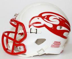 2018 Liberty Flames Custom Riddell Mini Helmet vs ODU