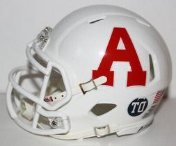 2019 Arizona Wildcats Custom Riddell Mini Helmet vs Hawaii
