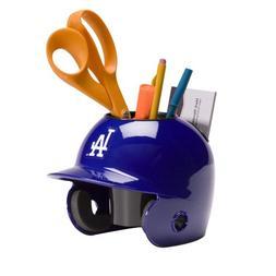 Schutt 7216000011 Los Angeles Dodgers Helmet Desk Caddy