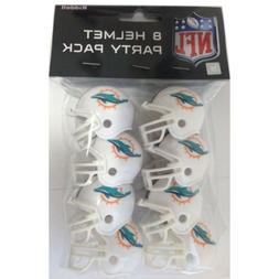 Riddell 9585533017 Miami Dolphins Team Helmet Party Pack