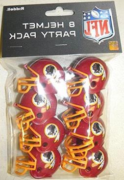 Riddell 9585533032 Washington Redskins Team Helmet Party Pac