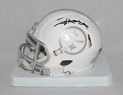 Antonio Brown Autographed Pittsburgh Steelers ICE Mini Helme