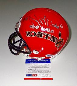 Autographed Ryan Lindley Signed 12690 Yds 90 Tds San Diego S