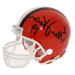 Bernie Kosar Autographed Signed Cleveland Browns Replica Min