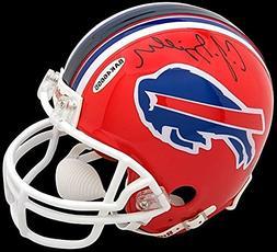 C.J. CJ Spiller Hand Signed Autograph Riddell Buffalo Bills
