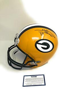 Charles Woodson Green Bay Packers Signed Autograph Full Size