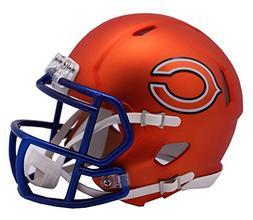 d74135c12539c Chicago Bears - Blaze Alternate Speed Riddell Mini Football