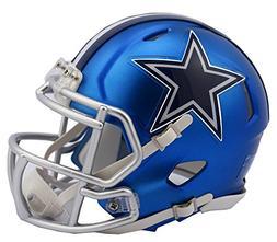 Dallas Cowboys - Blaze Alternate Speed Riddell Mini Football