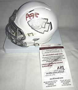 Eric Berry Signed / Autographed Kansas City Chiefs Ice Mini