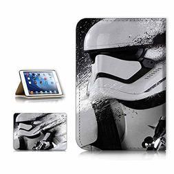 Flip Case Cover & Screen Protector Bundle - A21004 Starwars