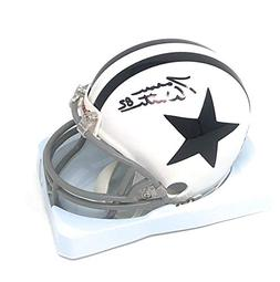 Jason Witten Dallas Cowboys Signed Autograph Throwback White