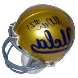 Maurice Jones-Drew Autographed UCLA Bruins Mini Helmet