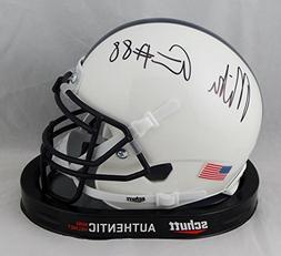 Mike Gesicki Autographed Penn State Mini Helmet - JSA Witnes