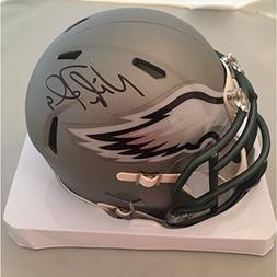 Nick Foles Autographed Philadelphia Eagles Super Bowl 52 MVP