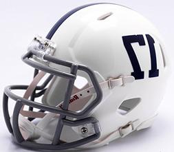 Penn State 17 Riddell Speed Mini Football Helmet - New in Ri