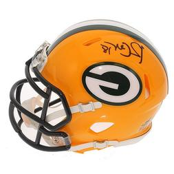 Randall Cobb Signed Green Bay Packers Speed Mini Helmet - JS
