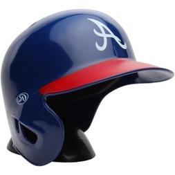 Rawlings Official Atlanta Braves Replica Batting Mini Helmet