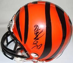Reggie Nelson Hand Signed / Autographed Cincinnati Bengals M