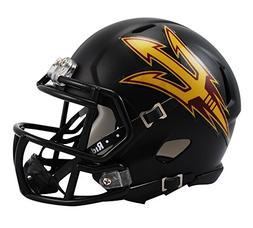 Riddell NCAA Arizona State Sun Devils Black Speed Mini Helme