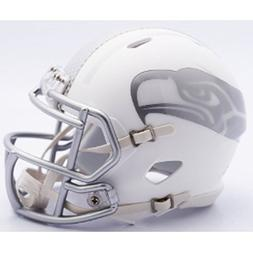 Riddell NFL Seattle Seahawks 2016 Ice Speed Mini Football He