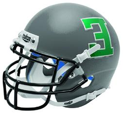 Schutt Eastern Michigan Eagles Mini XP Authentic Helmet Gray
