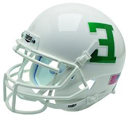 Schutt Eastern Michigan Eagles Mini XP Authentic Helmet Whit