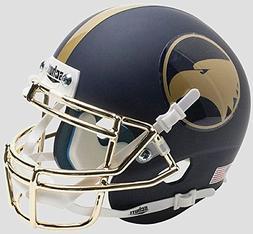 Schutt Georgia Southern Eagles Mini XP Authentic Helmet Matt