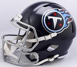 Tennessee Titans 2018 Logo Riddell Speed Mini Football Helme