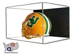 Acrylic Wall Mount Mini Helmet Display Case by GameDay Displ
