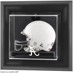 Alabama Crimson Tide Framed Wall Mountable Mini Helmet Displ