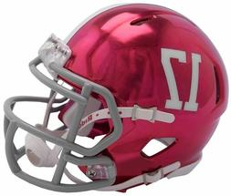 Alabama Crimson Tide NCAA Speed Chrome Alternate Replica Min