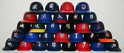 All 30 MLB Team Logo Official MLB 8oz Mini Baseball Helmet I