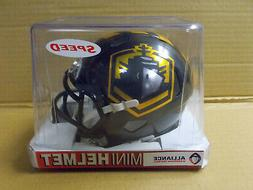 Alliance of American  SAN DIEGO FLEET SPEED Mini Football He