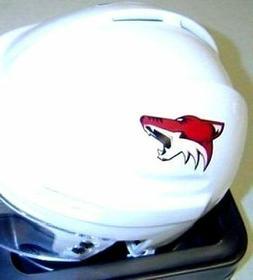 Arizona Coyotes NHL Hockey Team Logo White SportStar Player