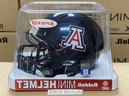 Arizona Wildcats - Riddell NCAA Speed Mini Football Helmet
