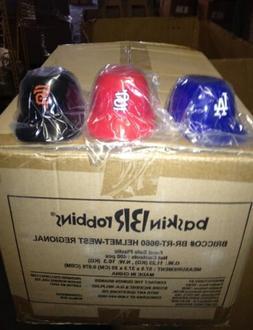 St. Louis Cardinals Lot of 40 MLB MINI SNACK HELMET ICE CREA
