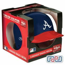 Atlanta Braves Rawlings Mini MLB Baseball Batting Helmet