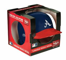 Atlanta Braves MLB Rawlings Mini Replica Baseball Helmet