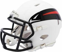 Atlanta Falcons Amp Alternate Riddell Speed Mini Helmet New