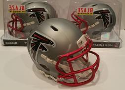 Atlanta Falcons NFL Riddell Alternate Speed Mini Helmet Blaz