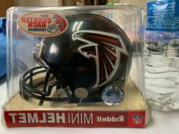 ATLANTA FALCONS RIDDELL Quarterback Face mask Mini Helmet NF