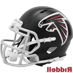 Atlanta Falcons Riddell Speed Mini Football Helmet -New In R