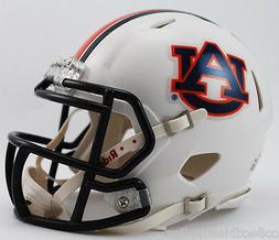 Auburn Tigers NCAA Revolution Speed Mini Football Helmet