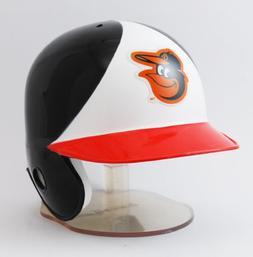 Baltimore Orioles Mini Baseball Batting Helmet - with displa