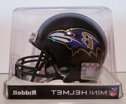 Baltimore Ravens - NFL Riddell Mini Football Helmet - BRAND